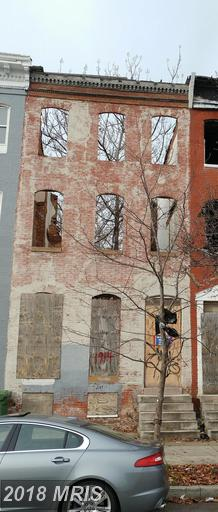 Federal, Attach/Row Hse - BALTIMORE, MD (photo 1)