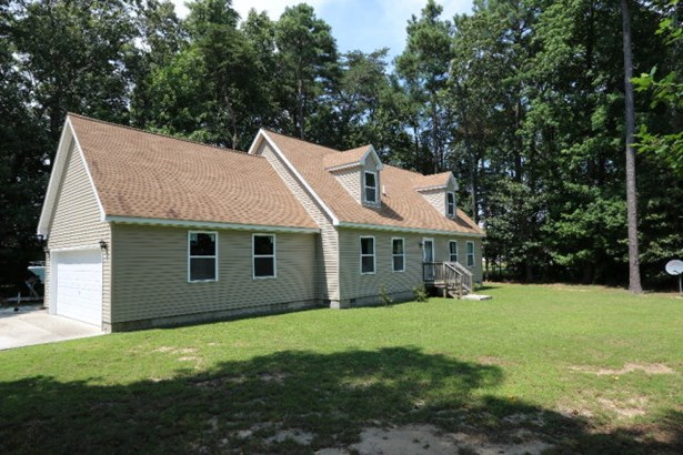 Cape Cod, Single Family - Greenbackville, VA (photo 1)