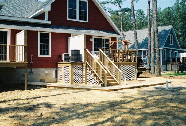 Duplex,Contemporary,Townhouse,Beach House, Multi-Family - Chincoteague, VA (photo 1)