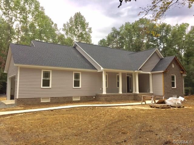 Craftsman, Custom, Ranch, Single Family - New Kent, VA (photo 1)