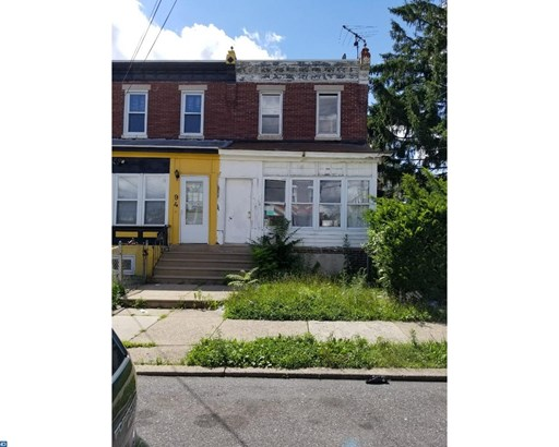Semi-Detached, Colonial - DARBY, PA (photo 1)