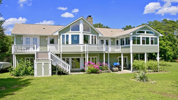 Residential, Contemporary - Huddleston, VA (photo 1)