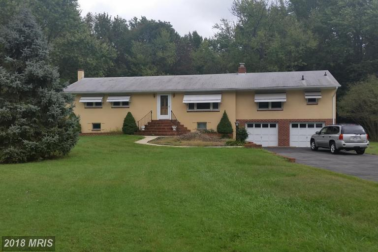 Raised Rancher, Detached - SHADY SIDE, MD