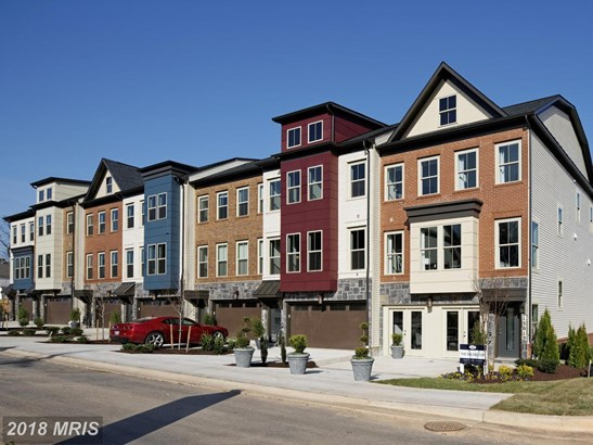 Transitional, Townhouse - GERMANTOWN, MD (photo 1)