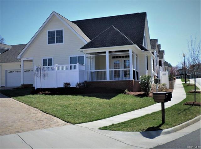 Condo/Townhouse, 2-Story, Craftsman, Green Certified Home - Chesterfield, VA (photo 1)
