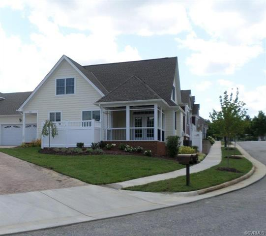 Condo/Townhouse, 2-Story, Craftsman, Green Certified Home - Chesterfield, VA (photo 2)