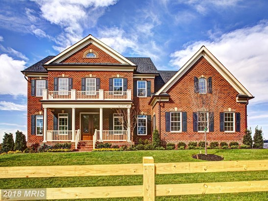 Traditional, Detached - CLARKSVILLE, MD (photo 1)