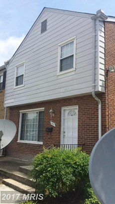 Townhouse, Colonial - DISTRICT HEIGHTS, MD (photo 1)