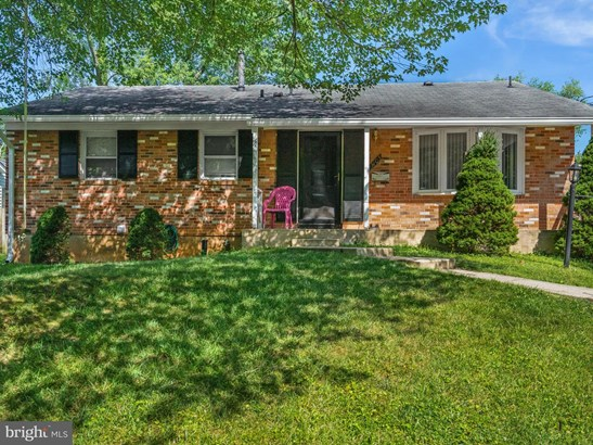 Detached, Single Family - SILVER SPRING, MD