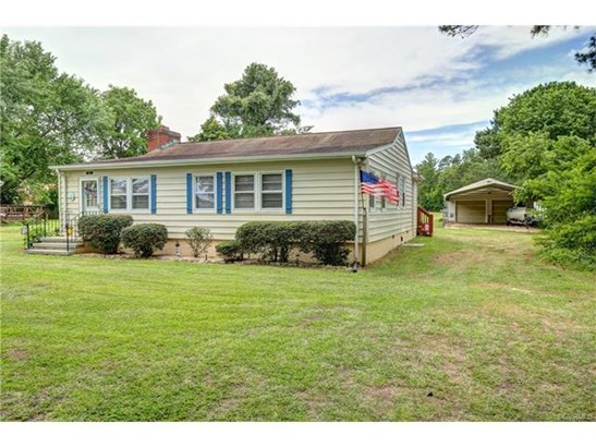 Cottage/Bungalow, Ranch, Single Family - Dunnsville, VA (photo 1)