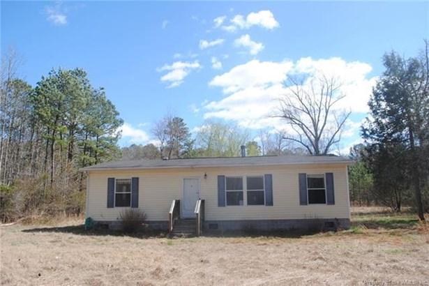 Manufactured Homes, Modular, Ranch, Single Family - Shacklefords, VA (photo 1)
