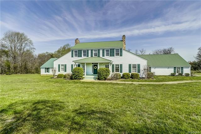 2-Story, Colonial, Farm House, Single Family - Mechanicsville, VA (photo 1)