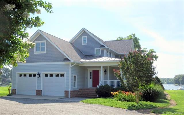 Contemporary, Single Family - Reedville, VA