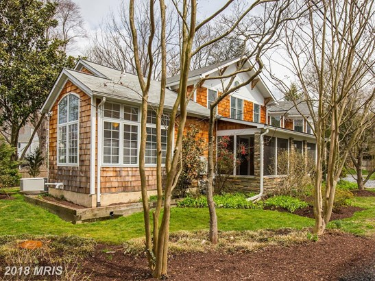 Contemporary, Detached - CABIN JOHN, MD (photo 2)