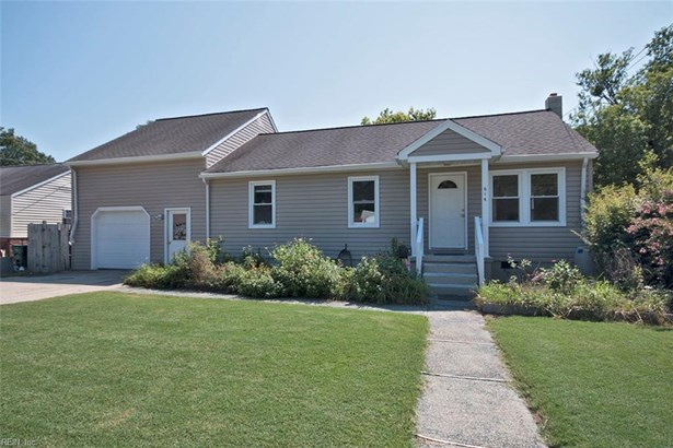 Single Family, Bungalow, Ranch - Newport News, VA (photo 1)