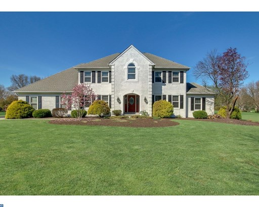 French, Detached - LANGHORNE, PA (photo 1)