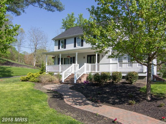 Colonial, Detached - SYKESVILLE, MD (photo 1)