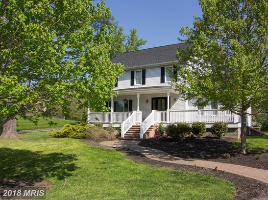 Colonial, Detached - SYKESVILLE, MD (photo 2)