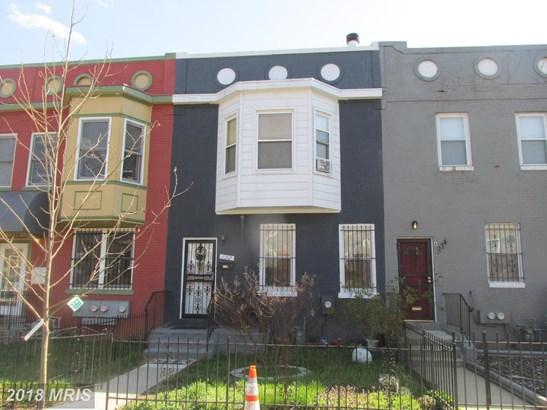 Townhouse, Contemporary - WASHINGTON, DC (photo 1)