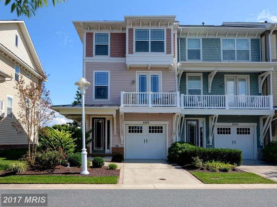 Townhouse, Traditional - CAMBRIDGE, MD (photo 1)
