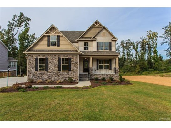 2-Story, Craftsman, Transitional, Single Family - Chesterfield, VA (photo 2)