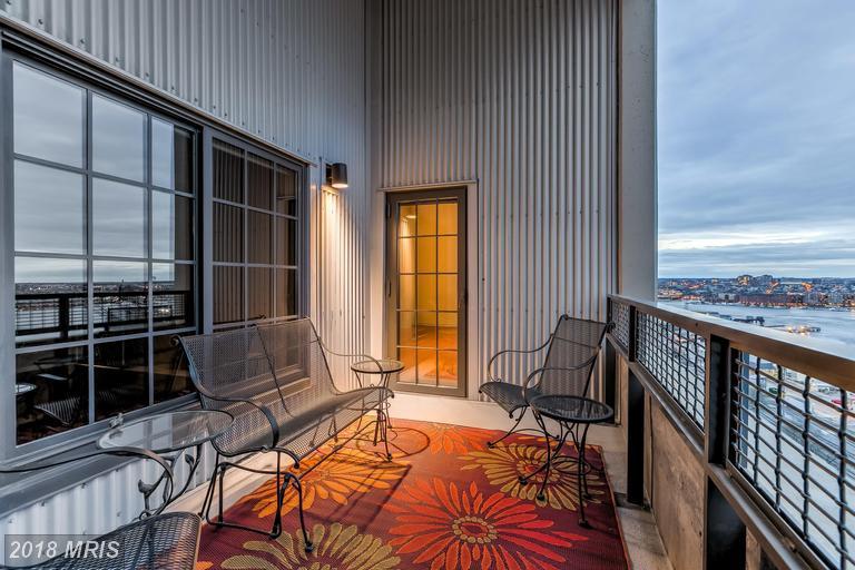 Hi-Rise 9+ Floors, Contemporary - BALTIMORE, MD (photo 2)