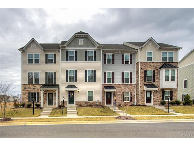 Condo/Townhouse, Rowhouse/Townhouse, Tri-Level/Quad Level - Chesterfield, VA (photo 1)