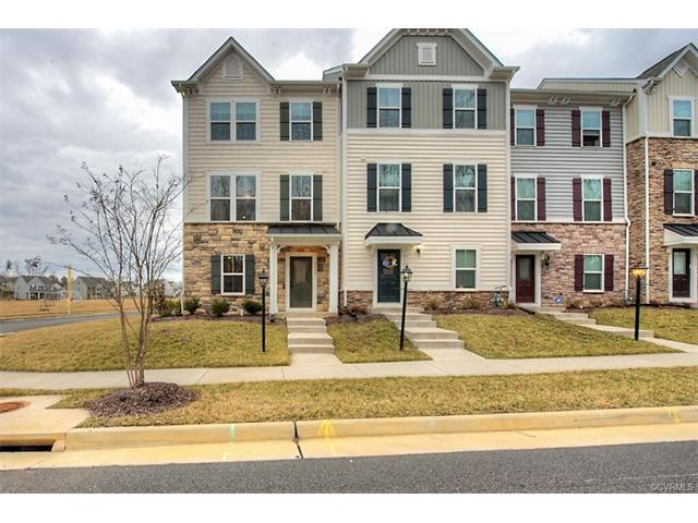 Condo/Townhouse, Rowhouse/Townhouse, Tri-Level/Quad Level - Chesterfield, VA (photo 2)