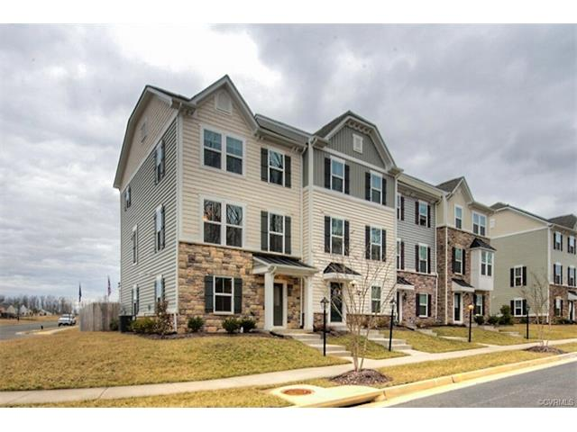 Condo/Townhouse, Rowhouse/Townhouse, Tri-Level/Quad Level - Chesterfield, VA (photo 4)