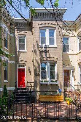 Victorian, Attach/Row Hse - WASHINGTON, DC (photo 2)