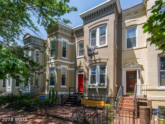 Victorian, Attach/Row Hse - WASHINGTON, DC (photo 3)