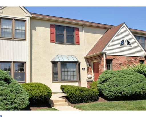 Row/Townhouse, Colonial - WEST NORRITON, PA (photo 1)