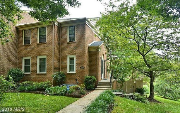Townhouse, Traditional - NORTH BETHESDA, MD (photo 1)