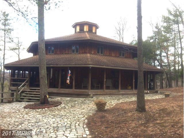 Detached, Log Home - NEEDMORE, PA (photo 1)
