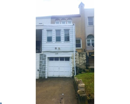 Row/Townhouse, Traditional - UPPER DARBY, PA (photo 1)