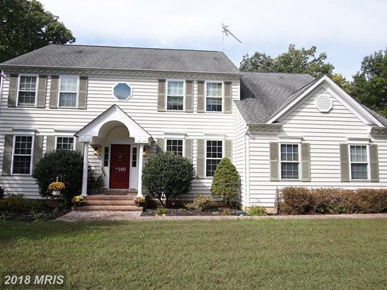 Colonial, Detached - PRINCE FREDERICK, MD (photo 1)