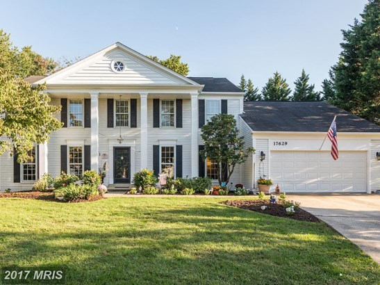 Colonial, Detached - OLNEY, MD (photo 1)
