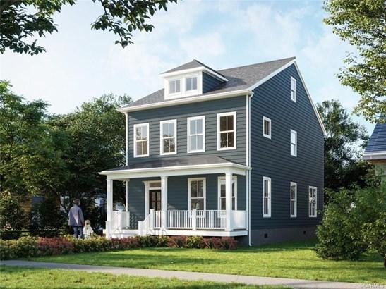 Craftsman, Single Family - Richmond, VA