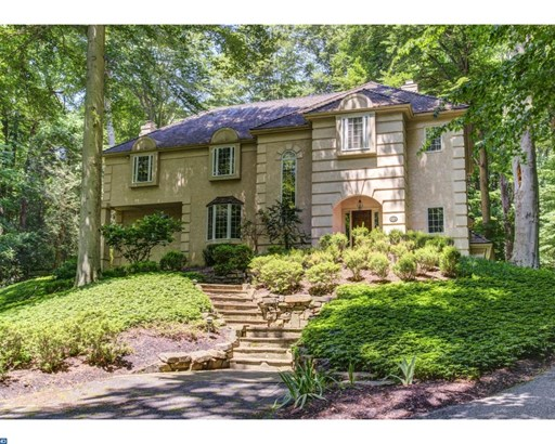 French,Traditional, Detached - CHADDS FORD, PA (photo 2)