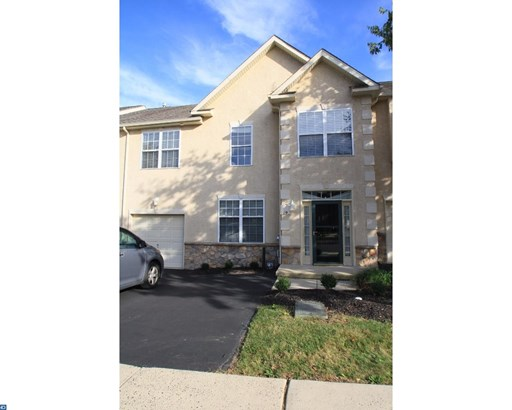 Row/Townhouse, Colonial - NORTH WALES, PA (photo 1)