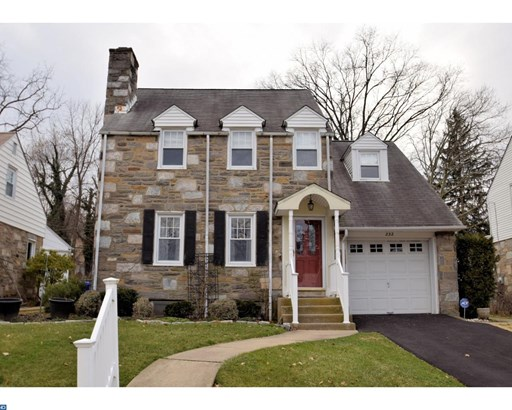 Colonial, Detached - GLENSIDE, PA (photo 1)
