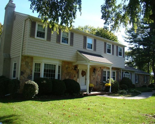 Colonial,Traditional, Detached - WEST CHESTER, PA (photo 1)