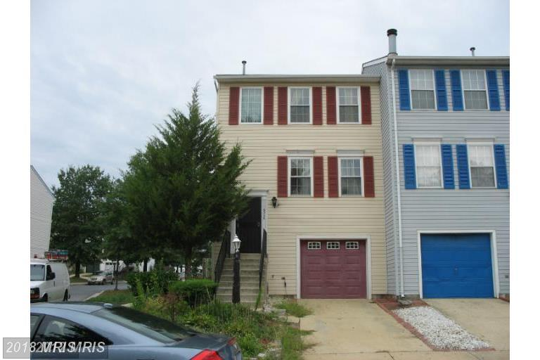 Transitional, Townhouse - DISTRICT HEIGHTS, MD (photo 1)