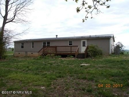Mobile Home Double, Detached - Radford, VA (photo 4)