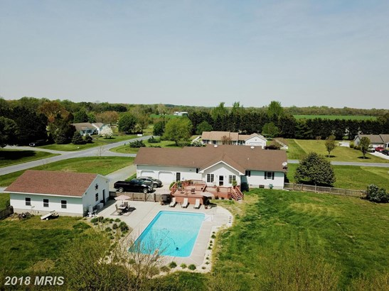 Raised Rancher, Detached - RIDGELY, MD (photo 2)