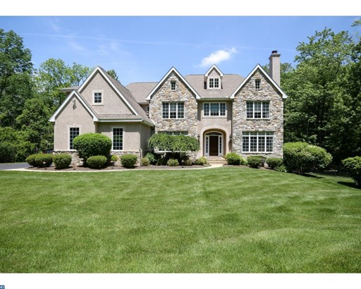 Traditional, Detached - CHADDS FORD, PA (photo 1)