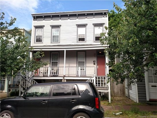 Rowhouse/Townhouse, Tri-Level/Quad Level, Single Family - Richmond, VA (photo 1)
