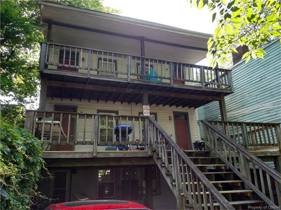 Rowhouse/Townhouse, Tri-Level/Quad Level, Single Family - Richmond, VA (photo 3)
