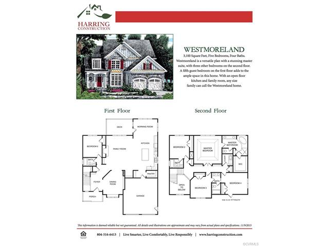 Craftsman, Single Family - Moseley, VA (photo 2)