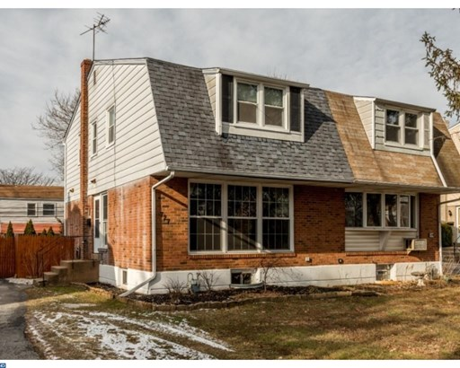 Semi-Detached, Colonial - SWARTHMORE, PA (photo 1)